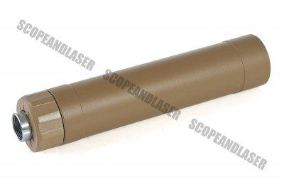 Scopeandlaser - Crusader TR45S Silencer w/ 16mm (CW) & 14mm (CCW
