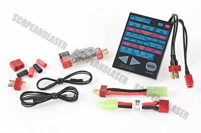 Gate Nano Asr 3rd Generation Power Control Mosfet Airsoft Lipo Battery