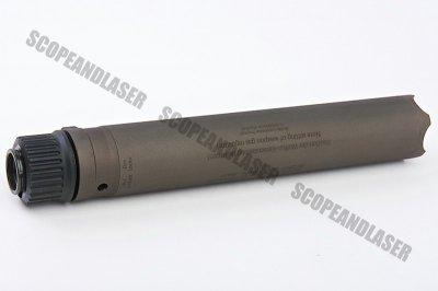 Scopeandlaser - Crusader G28 QD Silencer