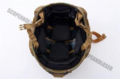 3c785f31eb9 Scopeandlaser - TMC MK Helmet - Multicam